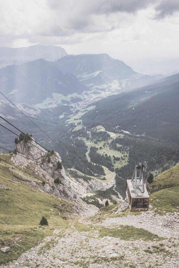 Dolomites / Seceda / Italie / Road trip / Blog voyage