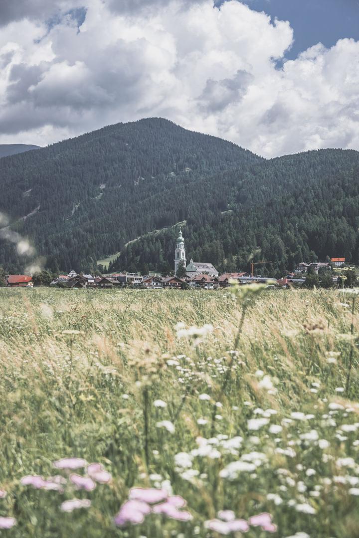 Dolomites / Toblacher see / Italie / Road trip / Blog voyage