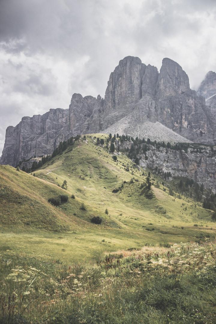 Dolomites / Val Gardena / Italie / Road trip / Blog voyage