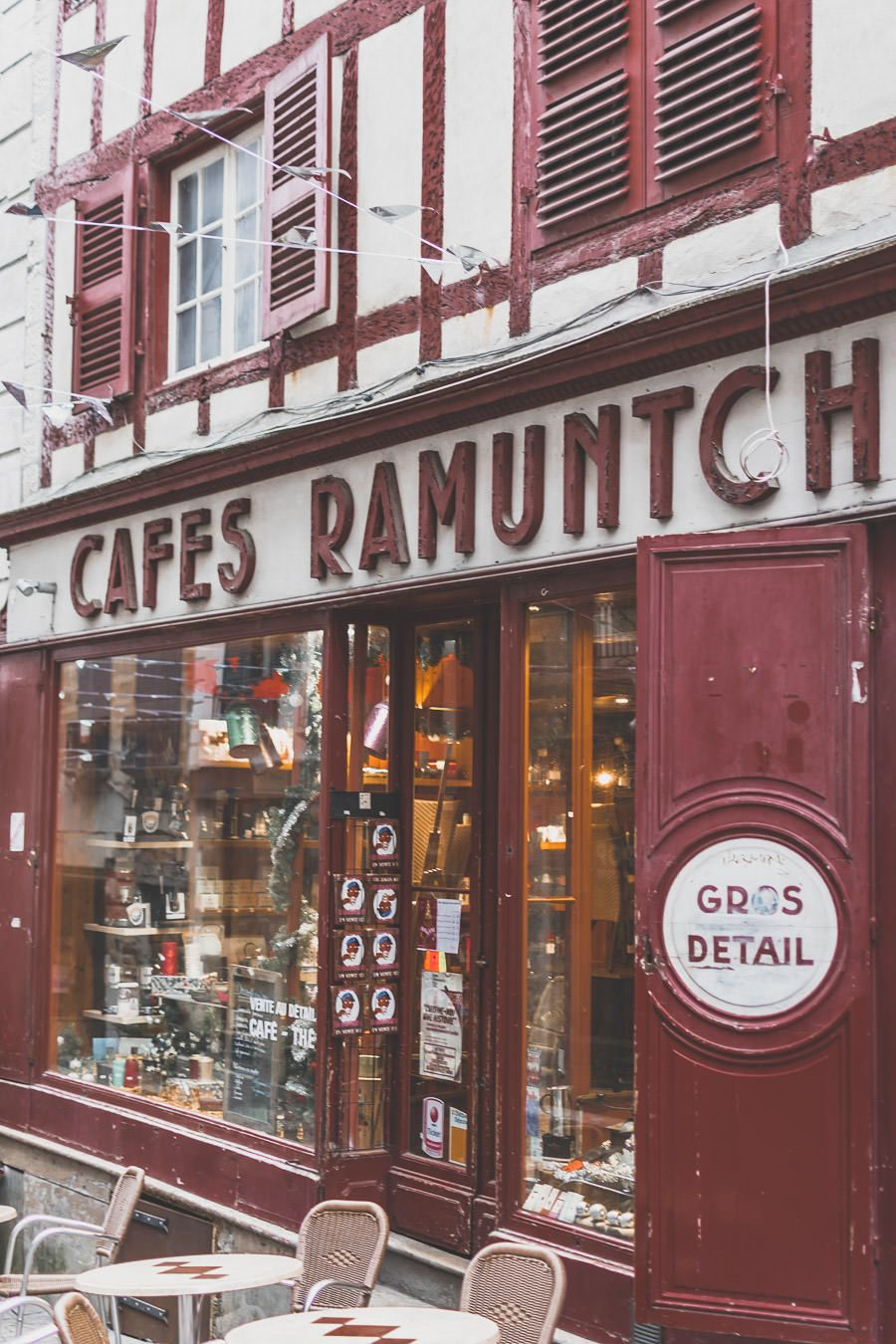 le café ramuntcho une institution pour les amateurs de la féria