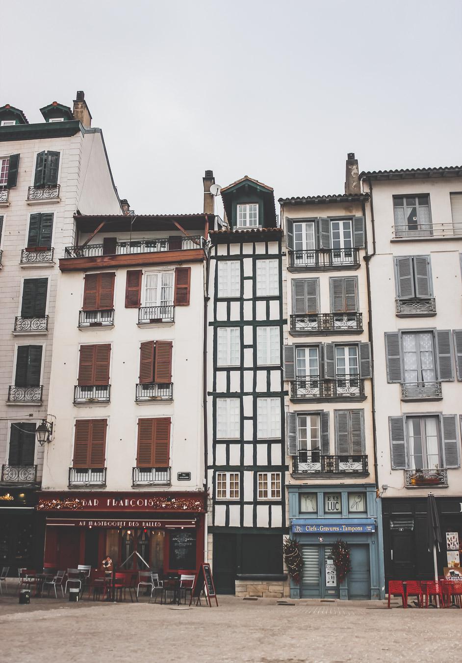 Bayonne / Pays basque / France / Côte basque / blog voyage