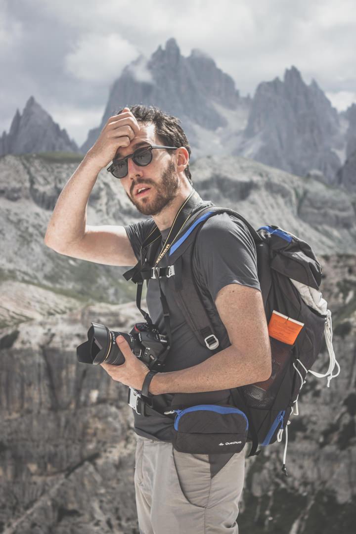 Les Tre Cime di Lavaredo, une randonnée grandiose dans un site incontournable des Dolomites, Italie.