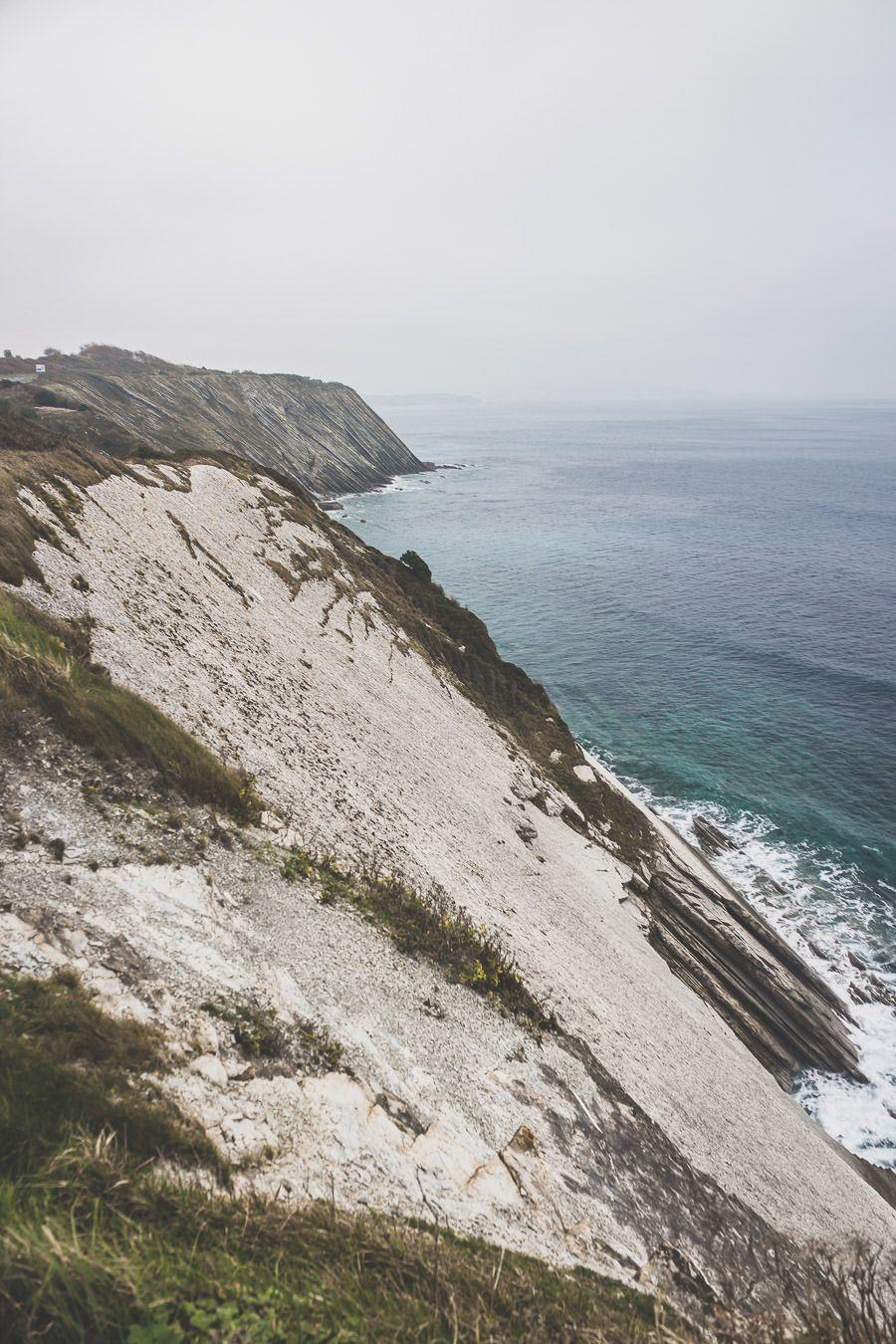 le sentier du littoral entre Ciboure et Hendaye
