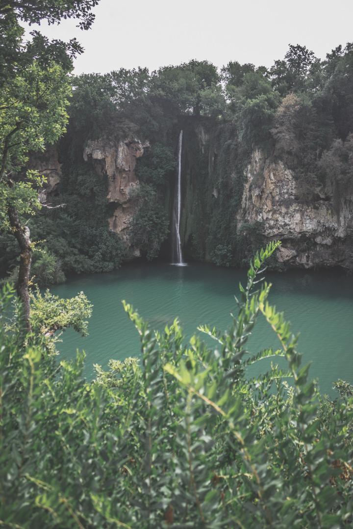 les Gorges des Raspes en Aveyron