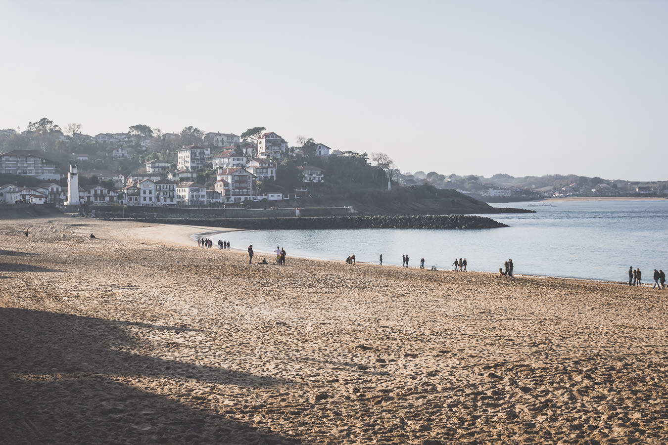 Saint-Jean-de-Luz et sa plage